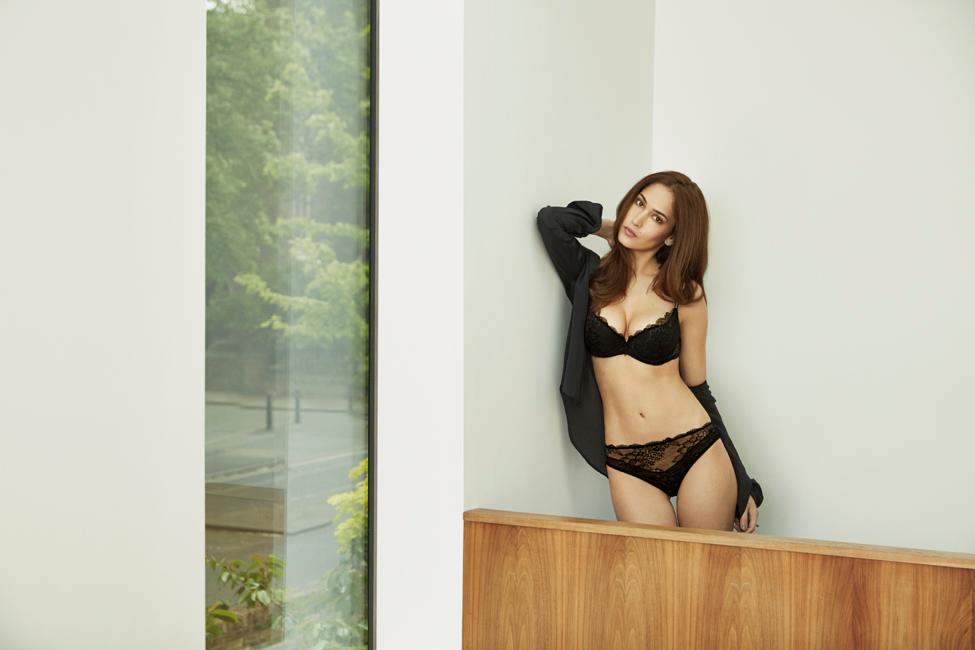 Wacoal Lingerie, Spring/Summer Campaign 2015